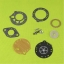 For ZAMA RB-42 Carb Rebuild Kit Fits STIHL 08 070 090 TS350 TS360 TILLOTSON RK-83HL Chainsaw