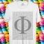 BP2 เสื้อยืด ฟีโบนัชชี