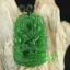 จี้มังกรหยกเขียวอ่อน thumbnail 1