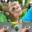 แหวนหยก Hetian Green Jasper R0012 thumbnail 1