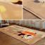 พรมปูพื้นลายเจ้าตูบสีกากีสุดน่ารัก (ขนาด 90x185 ซม.) thumbnail 4