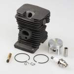 New Best price 38mm Cylinder Piston kits with Spark Plug Oil Pump For Calm MS180 018 Chainsaw Parts
