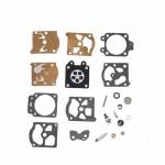 Chainsaw parts K20-WAT WA /WT for WALBRO Carburettor DIAPHRAGM GASKET KIT HUSQVARNA STRING TRIMMER