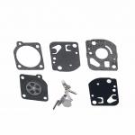 Carburetor Overhaul Rebuild Repair Kit for ZAMA RB-21 C1U Carb John Deere AM104875 ECHO 12530042030 Trimmer Blower