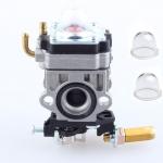 Carburetor Carb + Primer Bulb For ECHO SRM2610 SRM2601 PE2601 Grass Trimmer Parts # 12300057730