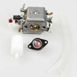 Carburetor & Fuel Filter Primer bulb For Husqvarna 340 345 346 350 353 Chainsaw 503 28 32-08