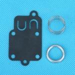 2x Carburetor Diaphragm Kit for Briggs & Stratton 270026 5021 4157 4168 3 thru 5 Hp Tiller Trimmers