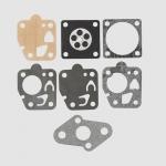 Carburetor Carb Rebuild Gasket Kit For Kawasaki HK24 HK33 Homelite Replaces # 20000-81931 70036-98020 A98064-11