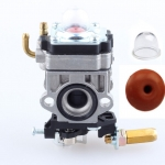 Carburetor For Walbro WYJ-192 Carb ECHO SRM2601 SRM2610 PE2601 Cutter Trimmer Blowers Bulb Check Valve 12300057730