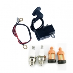 Ignition Module Coil Spark Plug For STIHL MS361 Chainsaw Parts W/ free Fuel Filter