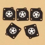 10 PCS Metering Diaphragms Carburetor Gasket Kit For Zama C1M C1S A015006 Lawnmower Blowers