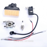 Chainsaw Parts of Stihl 023 025 MS230 MS250 MS 230 MS 250 Walbro Carburetor Carb Ignition Coil Air Filter