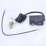 Ignition Coil W/ Spark Plug FOR STIHL FS87 FS90 FS100 HL100 HL95 KM90 HT101 HT100 KM100 KM130 Lawn Mower #4180-400-1308