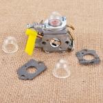 Carburetor Carb W/Gasket For C1U-H60 E ZAMA Ryobi Homelite Trimmer Brush Cutter 308054028 308054034 308054043